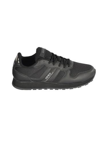 Bestof Bestof Bst-062 Siyah-Siyah Unisex Spor Ayakkabı Siyah